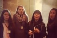 Українці з Іспанії вшанування пам'ять Т.Шевченка | Відео