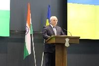 Степан Кубів: Україна та Індія розширюватимуть співробітництво
