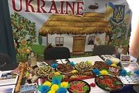 В Угорщині студенти з України презентували звичаї свого краю