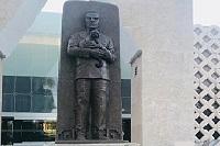 Українцю, що розшифрував писемність майя, відкрили пам'ятник у Мексиці