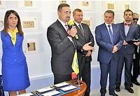 В музеї Української марки нові поповнення