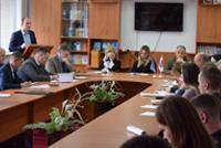 Круглий стіл присвячений 70 річниці прийняття Загальної декларації прав людини