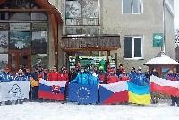 На Прикарпатті перебувають рятувальники з Польщі, Словаччини, Чехії та України