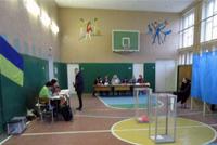Завершилося голосування на виборчих дільницях ОТГ Сіверщини