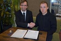 Підписано Меморандум про співпрацю між КРЦ та Громадською організацією Збережи життя на дорозі