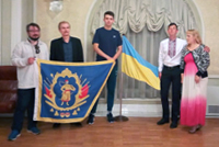 Ярослав Копельчук: 29 річниця відновлення Незалежности України в Москві