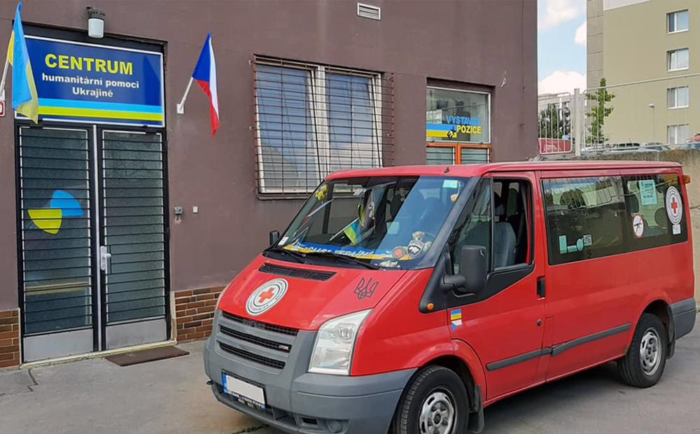 Humanitární pomoc Ukrajině, z. s.