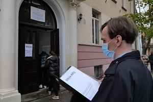 КРЦ: В Україні повторне голосування у 18 областях