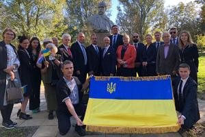 Зустріч з громадою українців Заґребу
