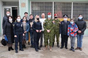 Міжнародна делегація відвідала притулок Гармонія