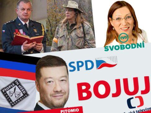 Czech support terrorism