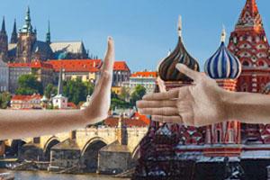 CRCMedia: Z Čechiї do kincja travňa majuť vyїchaty 63 rosijśki dyplomaty