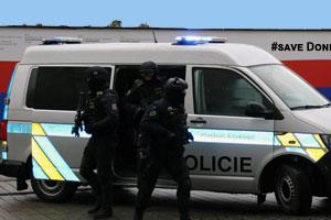 """Onovleno 23.4.2021: V Čehiї za učasť u bojovych dijach na boci """"Dnr"""", finansuvanni teroryzmu, pidtrymci ta propahandi teroryzmu obvynuvačujuť 5 osib"""
