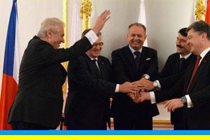 Чехія підтримує своїх українських друзів, суверенітет і територіальну цілісність України
