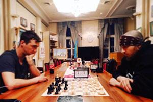 Ярослав Копельчук: Український шаховий турнір в Москві