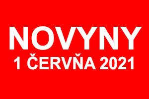 Novyny 1 červňa 2021