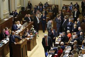 В Чехії комуністи та соціалісти вперше не попали в парламент